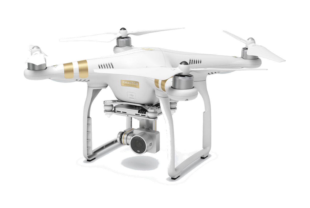drone civil Dji Phantom 3 professionnel